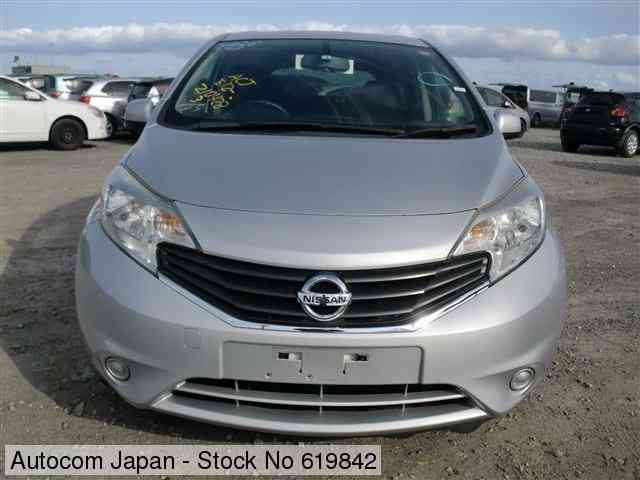 STOCK No.619842 NISSAN NOTE Image19