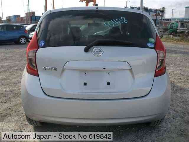 STOCK No.619842 NISSAN NOTE Image20