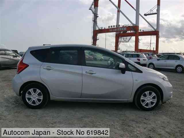 STOCK No.619842 NISSAN NOTE Image21
