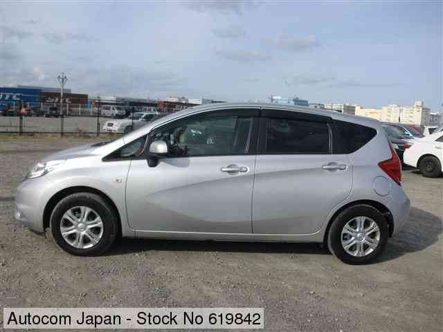 STOCK No.619842 NISSAN NOTE Image22