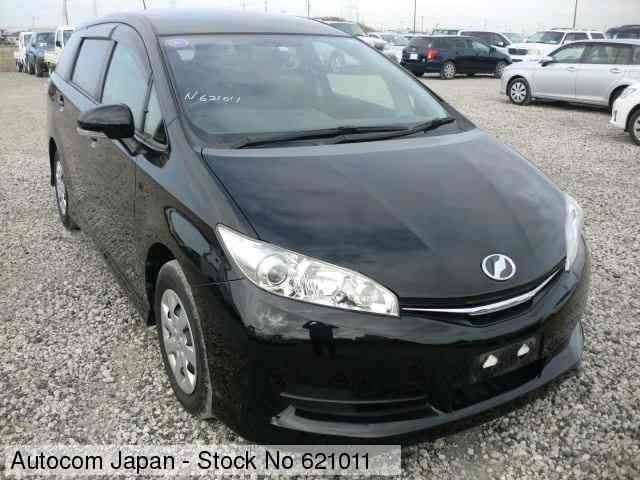 STOCK No.621011 TOYOTA WISH Image1