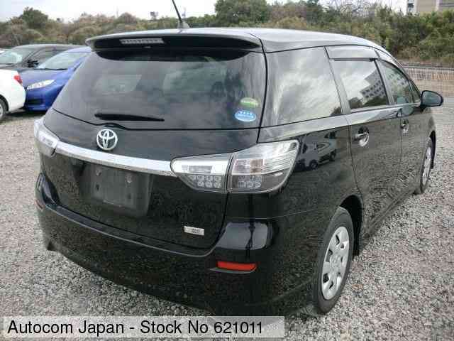 STOCK No.621011 TOYOTA WISH Image22