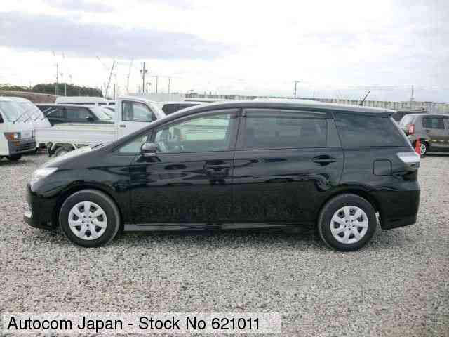 STOCK No.621011 TOYOTA WISH Image26