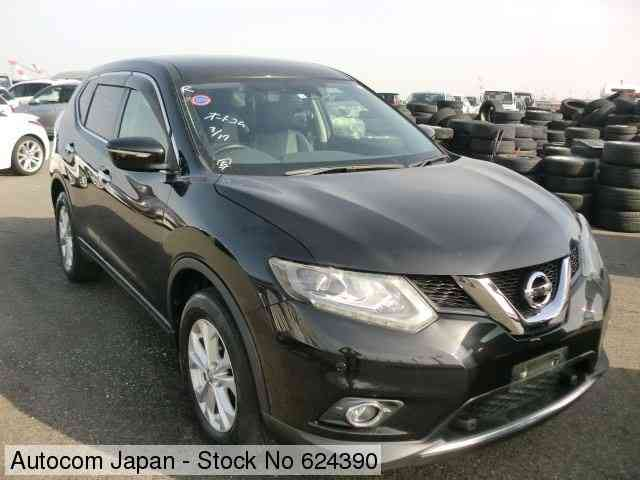 STOCK No.624390 NISSAN X-TRAIL Image1