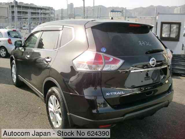 STOCK No.624390 NISSAN X-TRAIL Image2