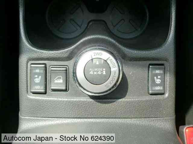 STOCK No.624390 NISSAN X-TRAIL Image13