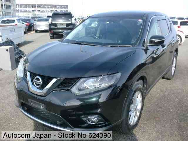STOCK No.624390 NISSAN X-TRAIL Image22