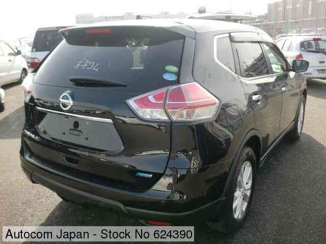 STOCK No.624390 NISSAN X-TRAIL Image23