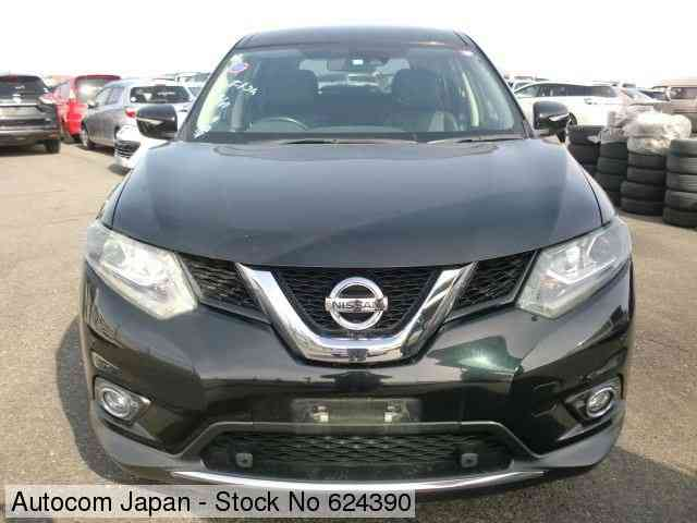 STOCK No.624390 NISSAN X-TRAIL Image24