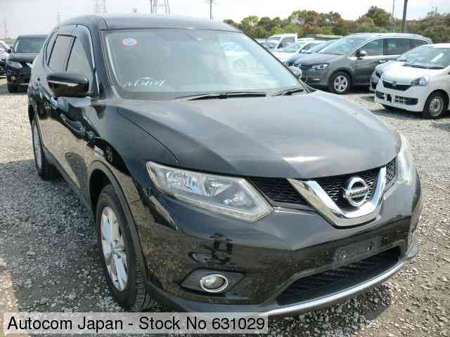 STOCK No.631029 NISSAN X-TRAIL Image1