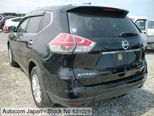 STOCK No.631029 NISSAN X-TRAIL Image2