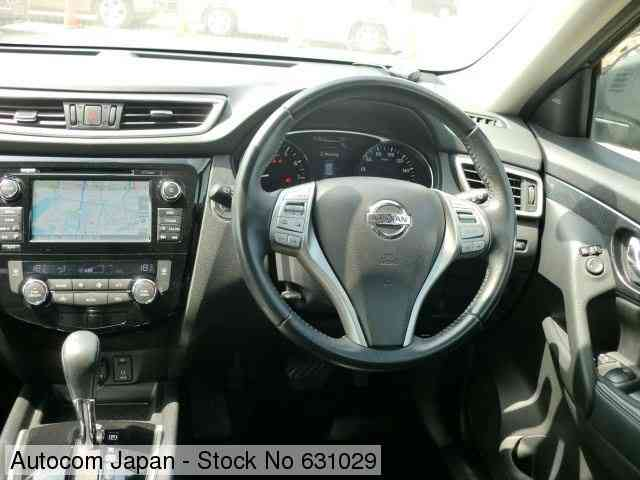 STOCK No.631029 NISSAN X-TRAIL Image3