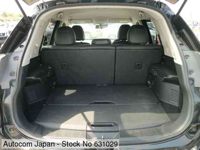 STOCK No.631029 NISSAN X-TRAIL Image8