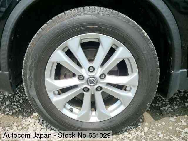 STOCK No.631029 NISSAN X-TRAIL Image9