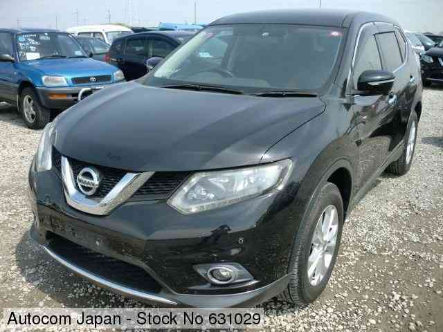 STOCK No.631029 NISSAN X-TRAIL Image26