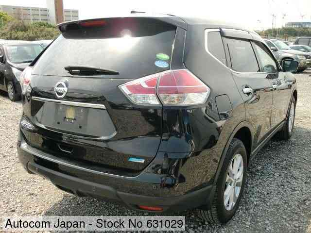 STOCK No.631029 NISSAN X-TRAIL Image27