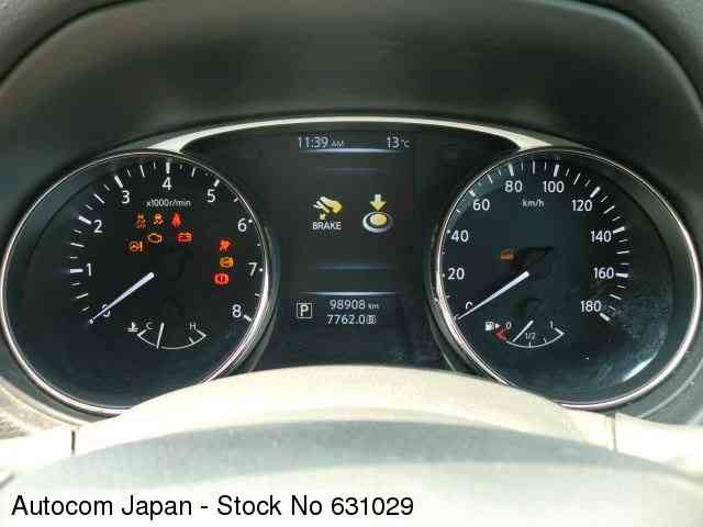STOCK No.631029 NISSAN X-TRAIL Image33